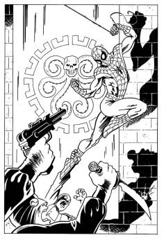 Spider-Man Hydra