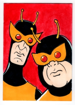 Venture Bros Henchmen 21 & 24