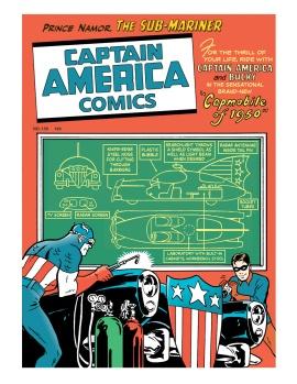 Capmobile Batman tribute