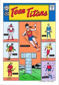 Teen Titans remix