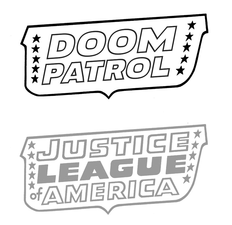justice league doom coloring pages - photo#20