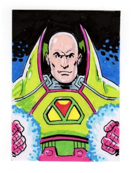 Lex Luthor Warsuit