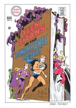 Teen Titans 16