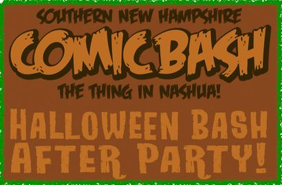 SNHCOMICBASH-Party