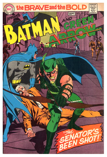 Neal Adams cover art